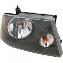 2007 - 2008 Ford F-150 Headlight Assembly - Right (Passenger)