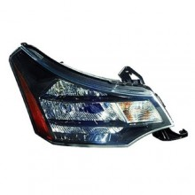 2009 -  2011 Ford Focus Front Headlight Assembly Replacement Housing / Lens / Cover - Right (Passenger) Side - (Coupe + SES Sedan + Coupe)