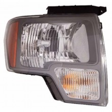 2010 - 2010 Ford F-150 Front Headlight Assembly Replacement Housing / Lens / Cover - Right (Passenger) Side