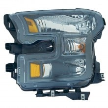 2016 - 2017 Ford F-150 Headlight Assembly - Left (Driver)