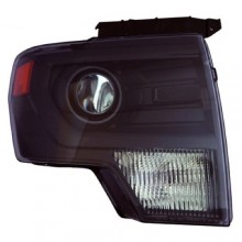 2013 - 2014 Ford F-150 Front Headlight Assembly Replacement Housing / Lens / Cover - Right (Passenger) Side