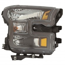 2016 - 2017 Ford F-150 Headlight Assembly - Right (Passenger)