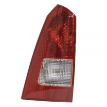 2001 2003 Ford Focus Rear Tail Light Embly Replacement Lens Cover Left Driver Side 4 Door Wagon