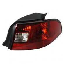 2000 2003 Mercury Sable Rear Tail Light Embly Replacement Lens Cover Right Penger Side 4 Door Sedan