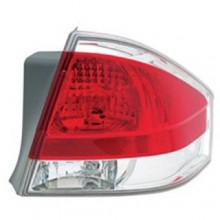 2007 2008 Ford Focus Rear Tail Light Embly Replacement Lens Cover Right Penger Side