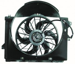 1990 1997 lincoln town car engine radiator cooling fan 1996 1995 1994 go parts. Black Bedroom Furniture Sets. Home Design Ideas
