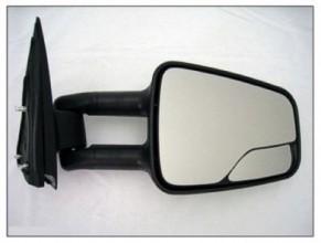 2007 Chevrolet Silverado 1500 Classic Side View Mirror ...