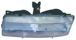 1993 1997 Oldsmobile Cutlass Supreme Front Headlight Assembly Replacement Housing Lens Cover