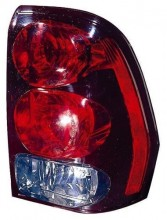 2002 -  2009 Chevrolet Trailblazer Rear Tail Light Assembly Replacement / Lens / Cover - Right (Passenger) Side