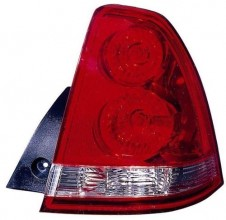 2004 2007 Chevrolet Malibu Rear Tail Light Embly Replacement Lens Cover Right Penger Side Ma Ls Lt Ltz Ss