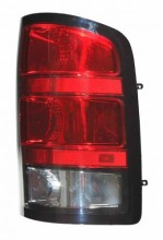 2007 - 2010 GMC Sierra 1500 Rear Tail Light Assembly Replacement / Lens / Cover - Right (Passenger) Side - (Denali)