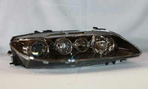 2006-2008 Mazda 6 Mazda6 Headlight Assembly (Standard Type / with Halogen) - Right (Passenger)