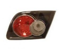 2006-2008 Mazda 6 Mazda6 Tail Light Rear Lamp (OEM / Sedan / with Turbo / Inner) - Right (Passenger)