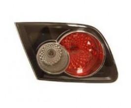 2006-2008 Mazda 6 Mazda6 Tail Light Rear Lamp (OEM / Sedan / with Turbo / Inner) - Left (Driver)