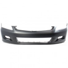 2006 - 2007 Honda Accord Front Bumper Cover (CAPA Certified) Replacement