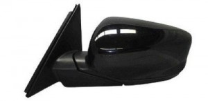 2008 -  2012 Honda Accord Side View Mirror Assembly / Cover / Glass Replacement - Left (Driver) Side - (Sedan)
