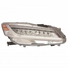 2016 - 2017 Honda Accord Headlight Assembly - Left (Driver)