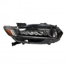 2018 - 2020 Honda Accord Headlight Assembly - Left (Driver)