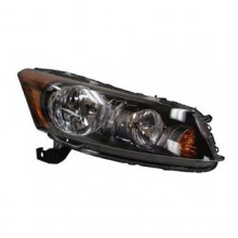 2008 -  2012 Honda Accord Front Headlight Assembly Replacement Housing / Lens / Cover - Right (Passenger) Side - (4 Door; Sedan)