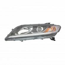 2016 - 2017 Honda Accord Headlight Assembly - Right (Passenger)