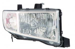 2009 - 2014 Honda Ridgeline Front Headlight - Right (Passenger) Side - Left » Go-Parts