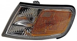 1994 -  1997 Honda Accord Side Marker Light Assembly Replacement / Lens Cover - Front Right (Passenger) Side