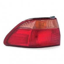 1998 -  2000 Honda Accord Rear Tail Light Assembly Replacement / Lens / Cover - Left (Driver) Side Outer - (4 Door; Sedan)