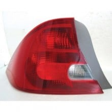 2001 -  2003 Honda Civic Rear Tail Light Assembly Replacement / Lens / Cover - Left (Driver) Side - (2 Door; Coupe)