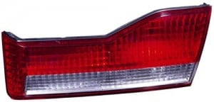 2001 - 2002 Honda Accord Rear Tail Light Assembly Replacement / Lens / Cover - Left (Driver) Side - (4 Door; Sedan)
