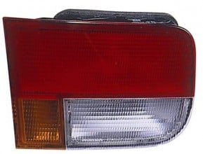 1996 -  1998 Honda Civic Rear Tail Light Assembly Replacement / Lens / Cover - Left (Driver) Side - (2 Door; Coupe)