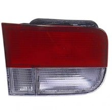 1999 - 2000 Honda Civic Rear Tail Light Assembly Replacement / Lens / Cover - Left (Driver) Side - (2 Door; Coupe)