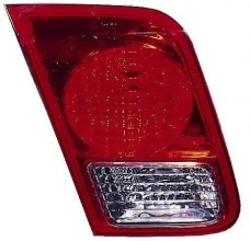 2003 -  2005 Honda Civic Rear Tail Light Assembly Replacement / Lens / Cover - Left (Driver) Side - (4 Door; Sedan)