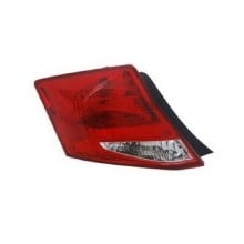 2011 -  2012 Honda Accord Rear Tail Light Assembly Replacement / Lens / Cover - Left (Driver) Side - (Coupe)