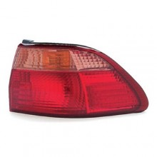 1998 -  2000 Honda Accord Rear Tail Light Assembly Replacement / Lens / Cover - Right (Passenger) Side Outer - (4 Door; Sedan)