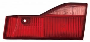 1998 -  2000 Honda Accord Rear Tail Light Assembly Replacement / Lens / Cover - Right (Passenger) Side - (4 Door; Sedan)