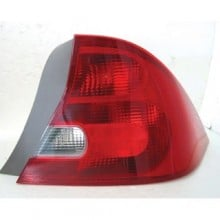 2001 -  2003 Honda Civic Rear Tail Light Assembly Replacement / Lens / Cover - Right (Passenger) Side - (2 Door; Coupe)