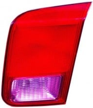 2001 -  2002 Honda Civic Rear Tail Light Assembly Replacement / Lens / Cover - Right (Passenger) Side - (4 Door; Sedan)