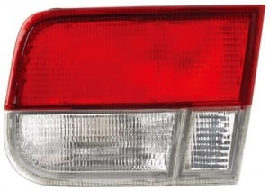 1999 -  2000 Honda Civic Rear Tail Light Assembly Replacement / Lens / Cover - Right (Passenger) Side - (2 Door; Coupe)