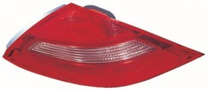 2003 -  2005 Honda Accord Rear Tail Light Assembly Replacement / Lens / Cover - Right (Passenger) Side - (2 Door; Coupe)