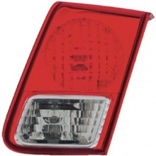 2003 - 2005 Honda Civic Rear Tail Light Assembly Replacement Housing / Lens / Cover - Right (Passenger) Side - (4 Door; Sedan)