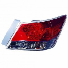 2008 -  2012 Honda Accord Rear Tail Light Assembly Replacement / Lens / Cover - Right (Passenger) Side - (Sedan)