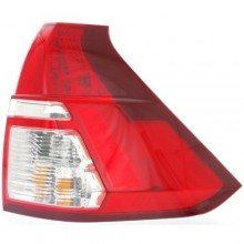 2015 -  2016 Honda CR-V Rear Tail Light Assembly Replacement / Lens / Cover - Right (Passenger) Side