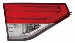 2014 - 2017 Honda Odyssey Rear Tail Light Assembly Replacement / Lens / Cover - Left (Driver) Side Inner