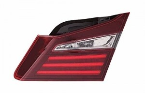 2016 honda accord tail light nsf certified right passenger side inner go parts. Black Bedroom Furniture Sets. Home Design Ideas