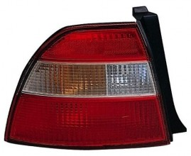 1994 - 1994 Honda Accord Rear Tail Light Assembly Replacement Housing / Lens / Cover - Left (Driver) Side - (4 Door; Sedan + 2 Door; Coupe)
