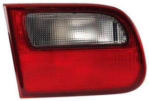 1992 -  1995 Honda Civic Rear Tail Light Assembly Replacement Housing / Lens / Cover - Left (Driver) Side - (3 Door; Hatchback)