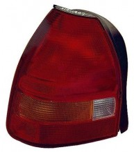 1996 - 1998 Honda Civic Rear Tail Light Assembly Replacement Housing / Lens / Cover - Left (Driver) Side - (3 Door; Hatchback)