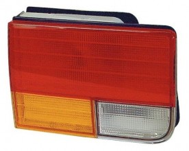 1992 -  1993 Honda Accord Rear Tail Light Assembly Replacement Housing / Lens / Cover - Left (Driver) Side - (4 Door; Sedan)