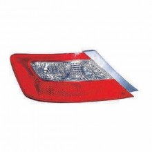 2009 - 2011 Honda Civic Rear Tail Light Assembly Replacement Housing / Lens / Cover - Left (Driver) Side - (Coupe)
