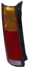 1997 -  2001 Honda CR-V Rear Tail Light Assembly Replacement Housing / Lens / Cover - Right (Passenger) Side